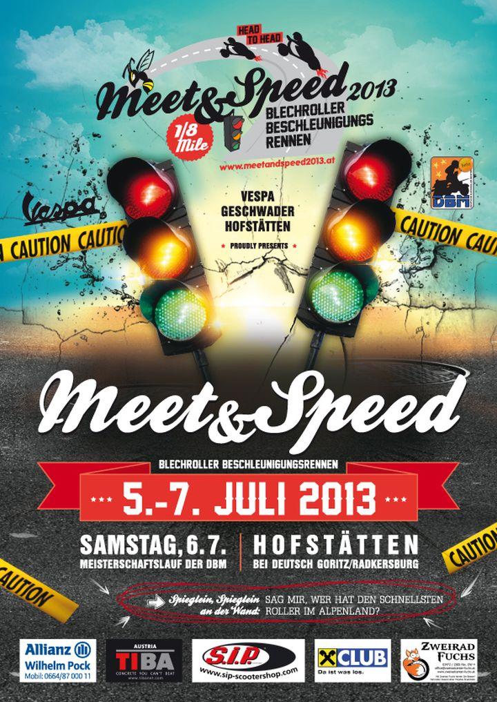 Flyer Meet & Speed 2013