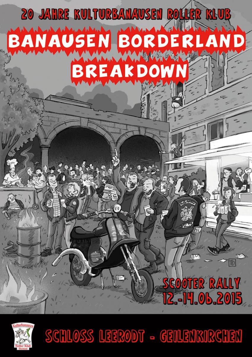 Banausen Borderland Breakdown 2015