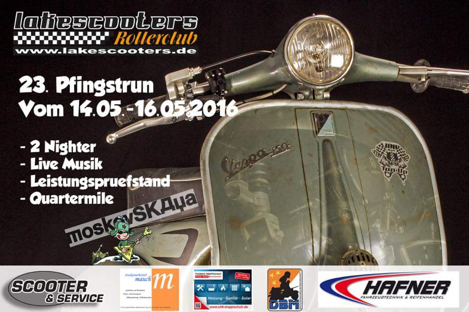 Flyer Pfingstrun 2016
